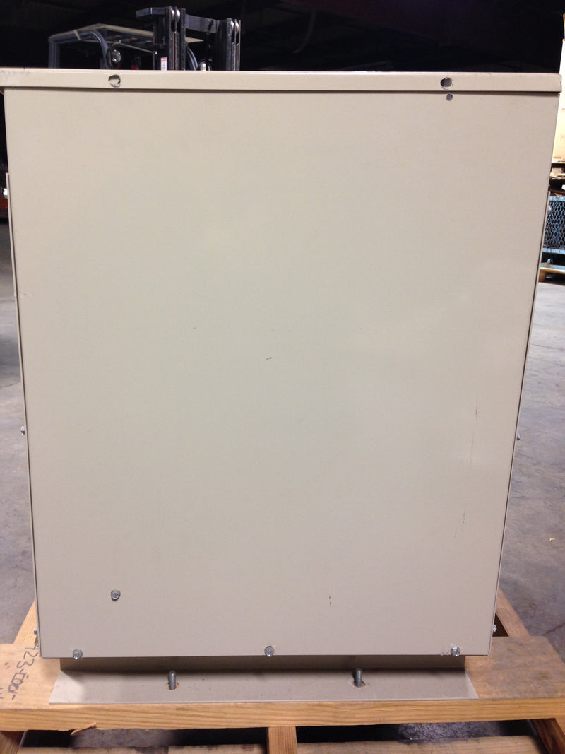 Jefferson Electric Dry Type Drive Isolation Transformer 423-E001-116 KVA 63 - Transformers - Metal Logics, Inc. - 5
