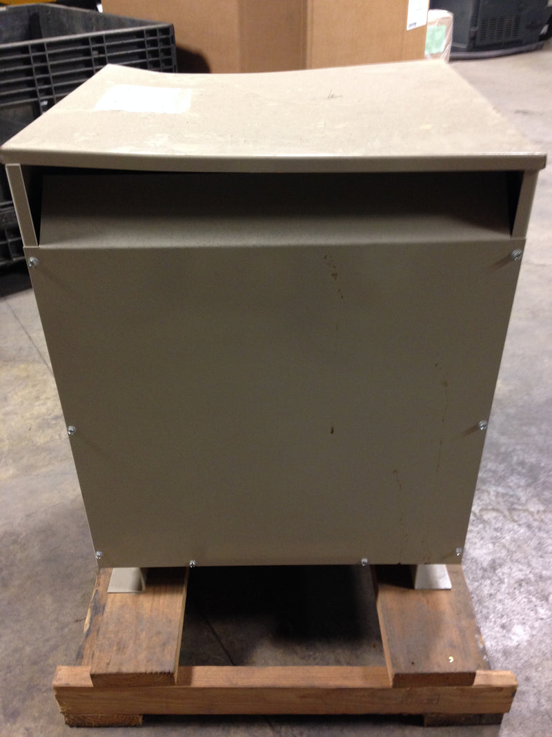 Jefferson Electric Dry Type Drive Isolation Transformer 423-E001-116 KVA 63 - Transformers - Metal Logics, Inc. - 7