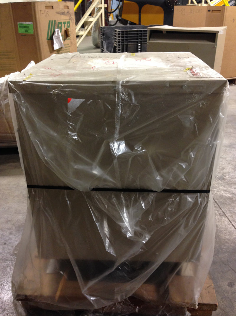 Jefferson Electric Dry Type Drive Isolation Transformer 423-0001-536 KVA 27 - Transformers - Metal Logics, Inc. - 6