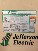 Jefferson Electric Dry Type Drive Isolation Transformer	 423-0001-402 T20 KVA 34 - Transformers - Metal Logics, Inc. - 2