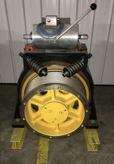 ThyssenKrupp ASM 3-phase Gearless Motor - Motors - Metal Logics, Inc. - 2