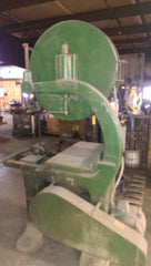 Continental Band Saw - Used Products - Metal Logics, Inc. - 2