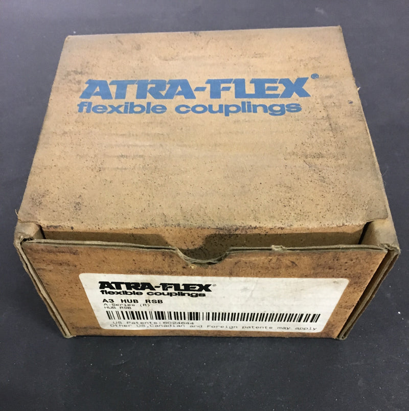 Atra Flex A3 HUB RSB - Couplings - Metal Logics, Inc. - 3