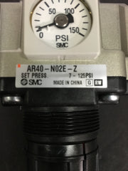 SMC Filter AR40-N03-Z - Filter - Metal Logics, Inc. - 2