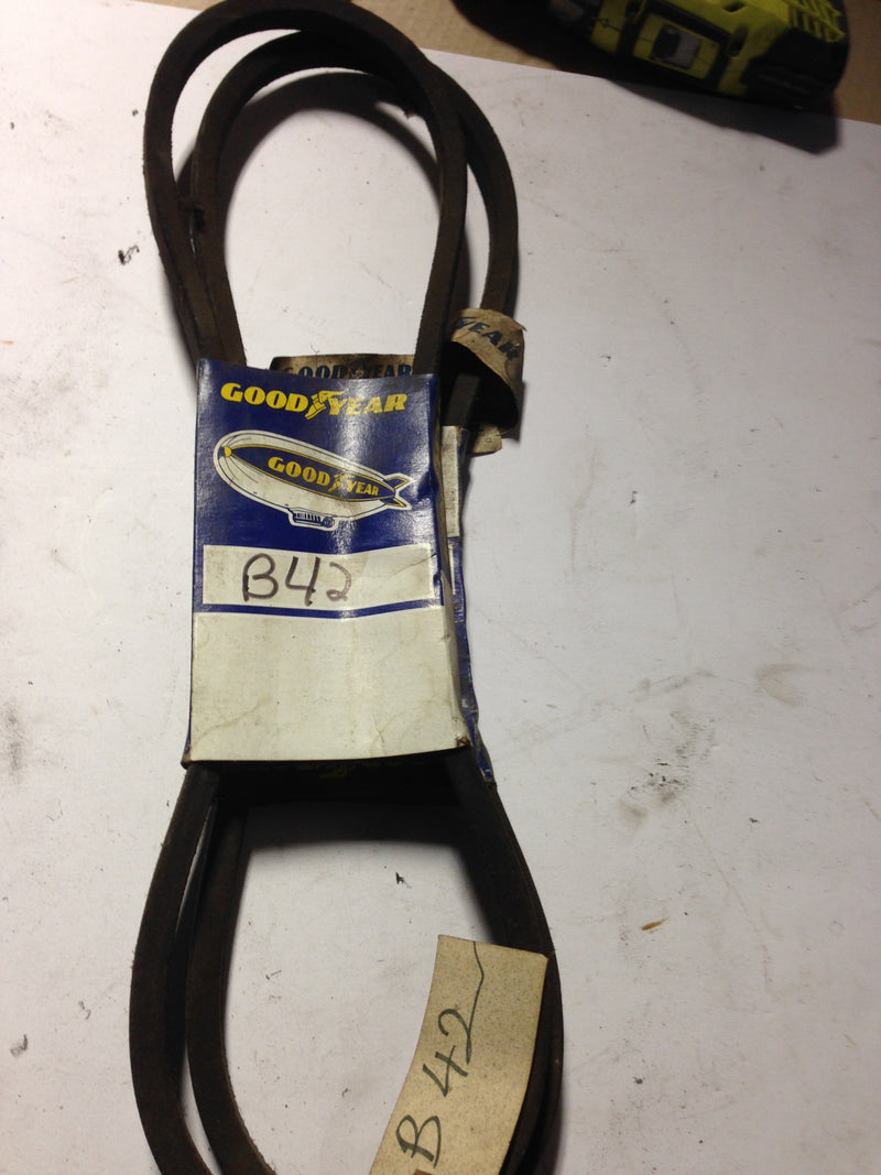 Goodyear B42 Matchmaker Belt - Belts - Metal Logics, Inc. - 1
