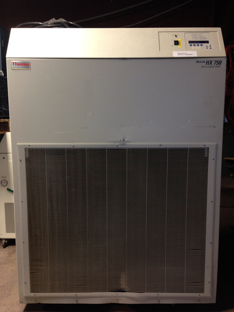 Thermo Electron Neslab HX750 HX-750 Chiller - Chillers - Metal Logics, Inc. - 1