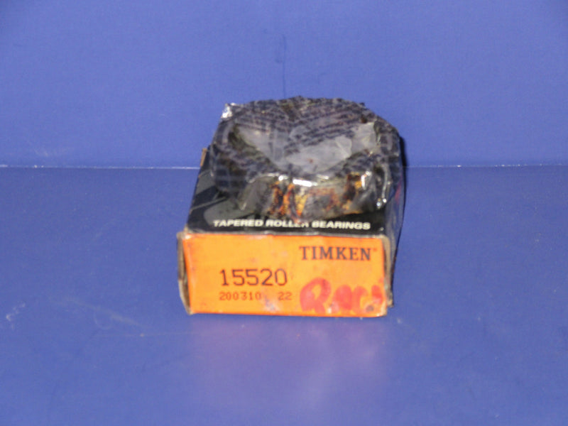 Timken Tapered Roller Bearing 15520 - Accessories - Metal Logics, Inc. - 1