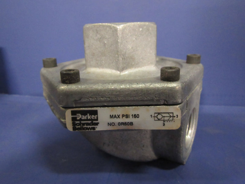 Parker Quick Exhaust Valve 0R50B - Valves - Metal Logics, Inc. - 1