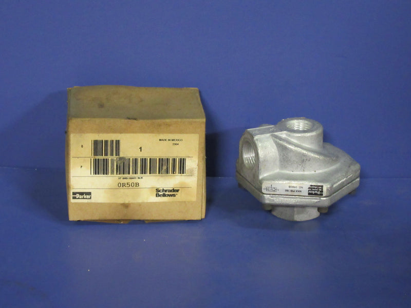 Parker Quick Exhaust Valve 0R50B - Valves - Metal Logics, Inc. - 2