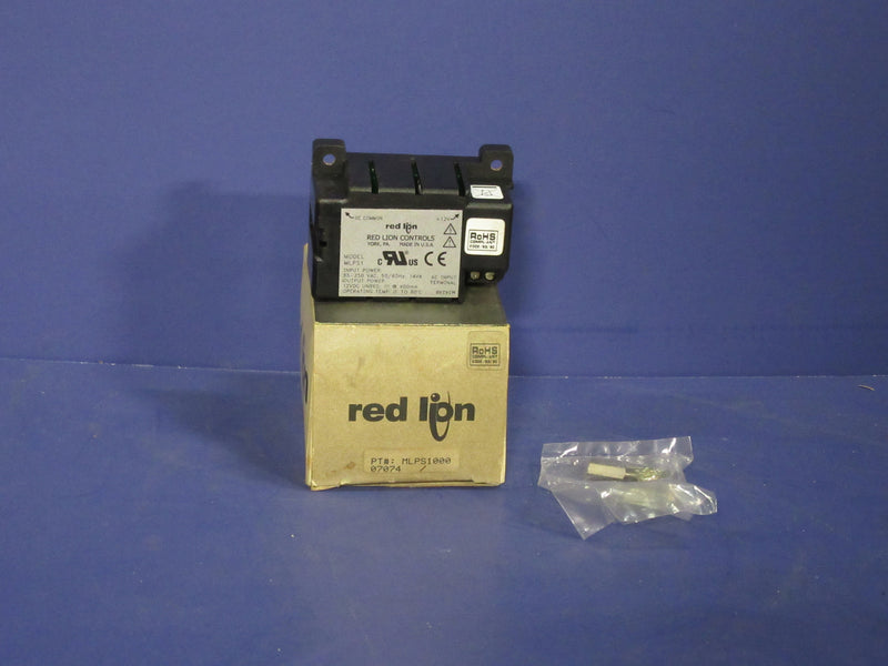 Red Lion Controls Power Supply MLPS1000 - Electronics - Metal Logics, Inc. - 2