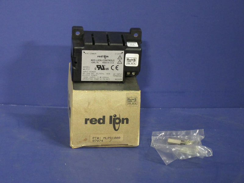 Red Lion Controls Power Supply MLPS1000 - Electronics - Metal Logics, Inc. - 1