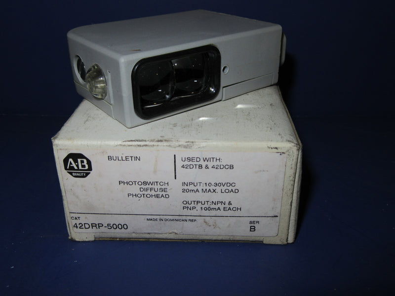 Allen Bradley Photoswitch 42DRP-5000 - Electronics - Metal Logics, Inc. - 2