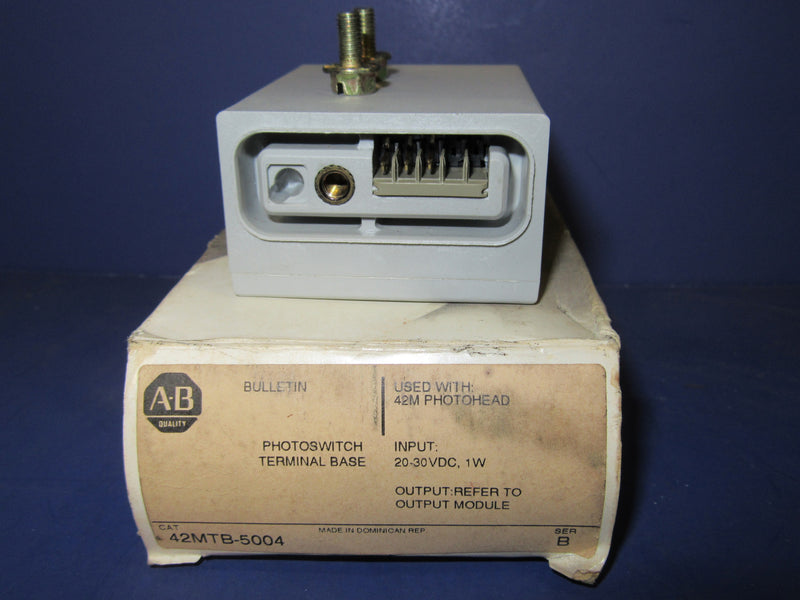 Allen Bradley Photoswitch 42MTB-5004 - Electronics - Metal Logics, Inc. - 2