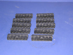 Vertical Connector Housing Lot of 10 Part No. 42819-6212 - Electrical Equipment - Metal Logics, Inc.