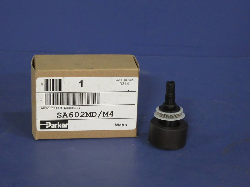 Parker Auto Drain Assembly SA602MD/M4 - Accessories - Metal Logics, Inc. - 1