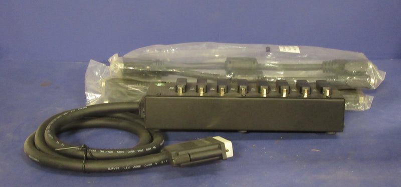 Digi 8 port DB25M I/O Box Dte - Electronics - Metal Logics, Inc. - 2