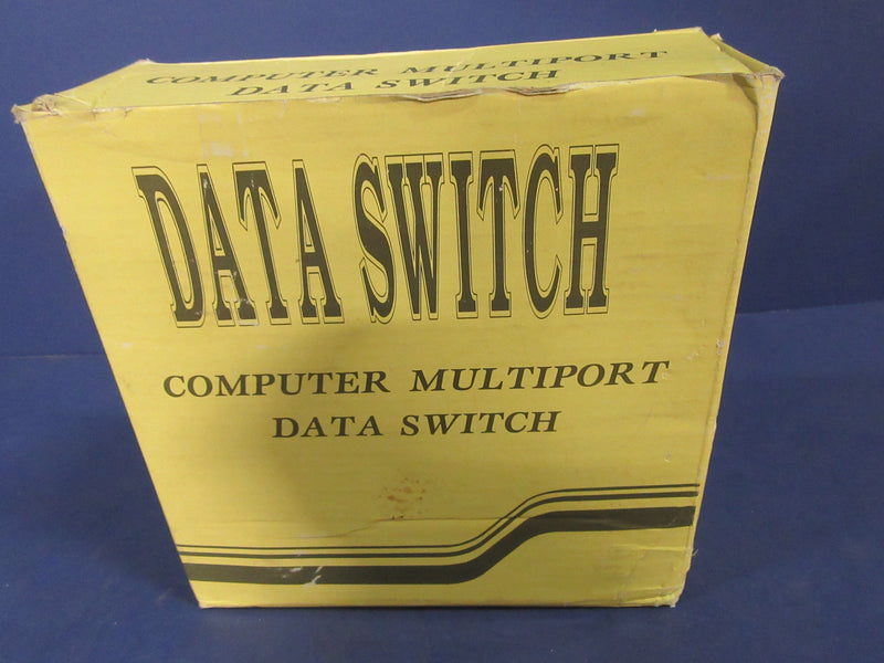Data Switch Computer Multiport DS 25-2 - Electronics - Metal Logics, Inc. - 3