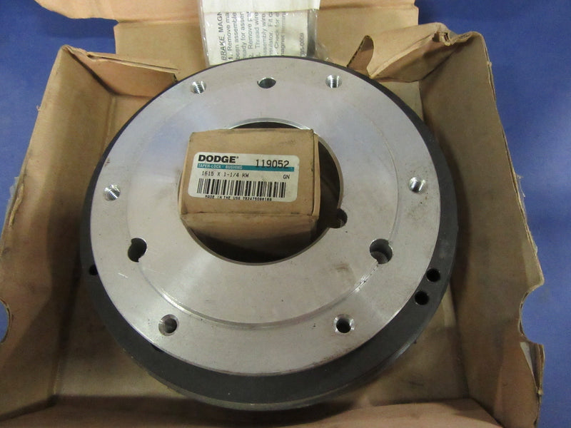 Warner Electric Clutch 5302-541-002 - Accessories - Metal Logics, Inc. - 3