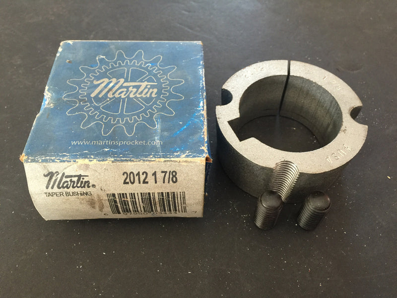 Martin Taper Bushing 2012 1 7/8 - Accessories - Metal Logics, Inc.