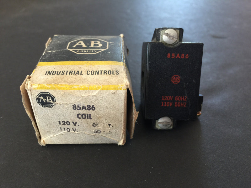 A-B QUALITY COIL 85AQ86 - Sensors And Switches - Metal Logics, Inc.