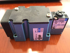 MAC, 6311D-000-PM-111DA, 120V Coil, w/ PME-111DABE, 150 PSI, NEW - Valves - Metal Logics, Inc. - 1