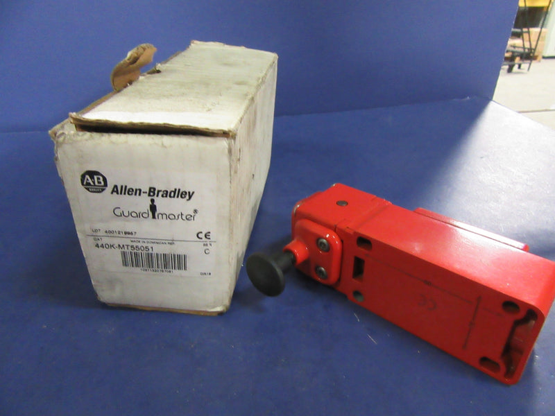 Allen-Bradley Safety Interlock Switch MT-GD2 - Sensors And Switches - Metal Logics, Inc. - 2