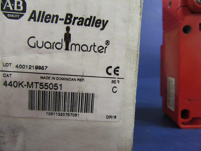 Allen-Bradley Safety Interlock Switch MT-GD2 - Sensors And Switches - Metal Logics, Inc. - 1