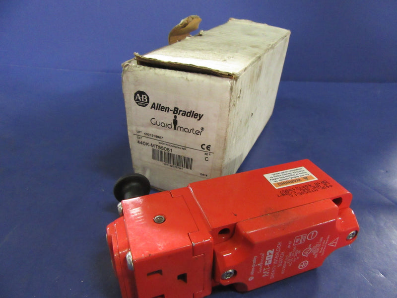 Allen-Bradley Safety Interlock Switch MT-GD2 - Sensors And Switches - Metal Logics, Inc. - 6