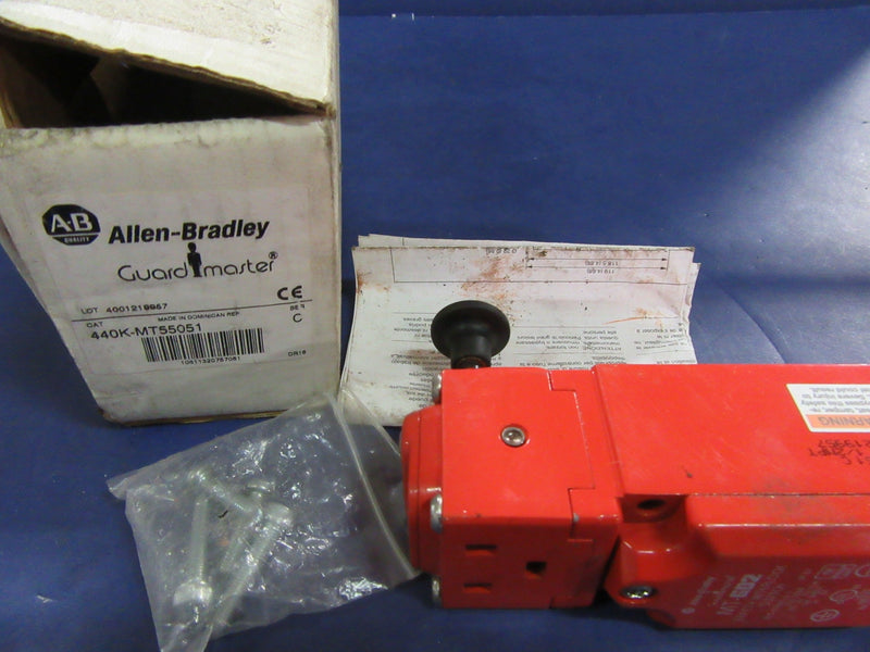 Allen-Bradley Safety Interlock Switch MT-GD2 - Sensors And Switches - Metal Logics, Inc. - 4