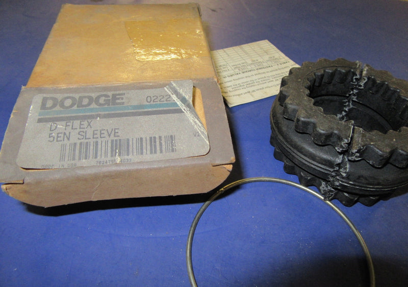 Dodge D-Flex 5 EN Sleeve 022212