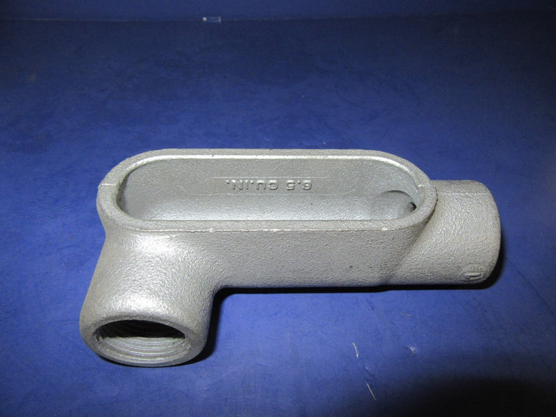 "CROUSE HINDS CONDUIT BODY LR27 3/4"" - Accessories - Metal Logics, Inc. - 1"