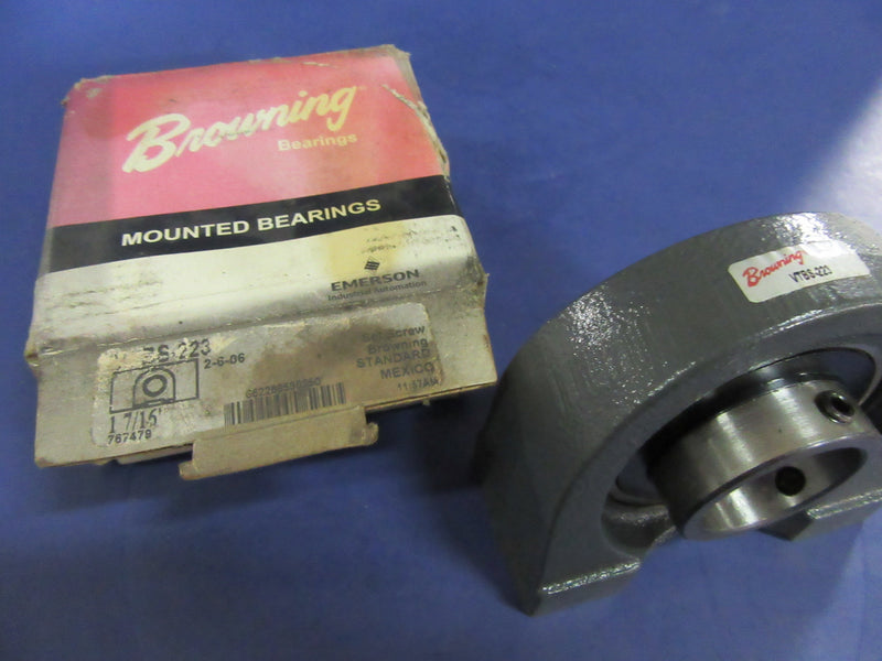 Browning Mounted Bearings 1 7/16 VTBS-223 - Bearing - Metal Logics, Inc. - 2