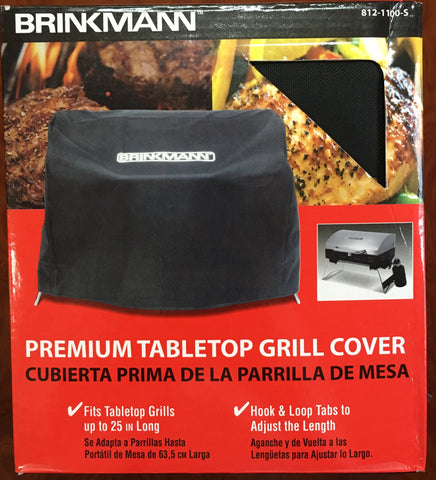 Brinkmann Premium Tabletop Grill Cover Up To 22