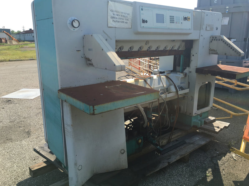 Perfecta Schneidsysteme Paper Shear ***For Parts*** - Machinery - Metal Logics, Inc. - 6