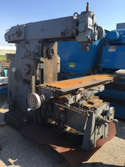 Polamco Milling Machine Model FWA41M - Machinery - Metal Logics, Inc. - 4