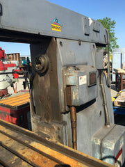 Polamco Milling Machine Model FWA41M - Machinery - Metal Logics, Inc. - 2