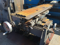 Polamco Milling Machine Model FWA41M - Machinery - Metal Logics, Inc. - 3