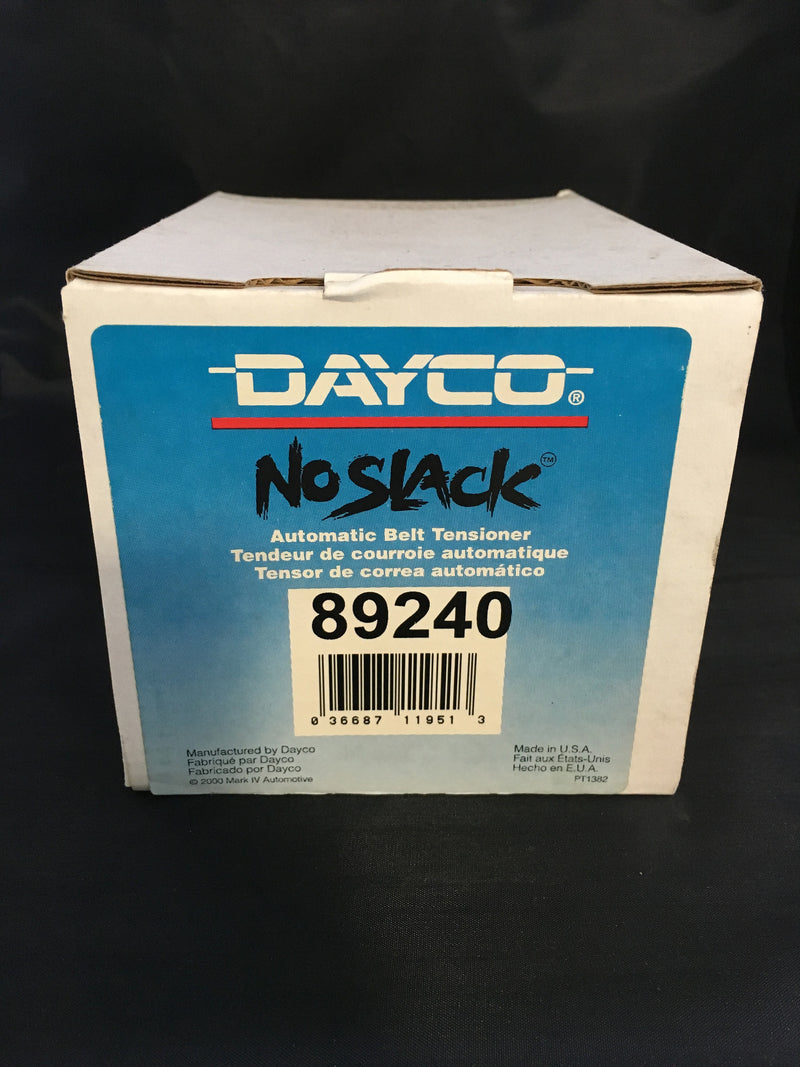 Dayco No Slack Automatic Belt Tensioner Model 89240 - Auto Accessories - Metal Logics, Inc. - 1
