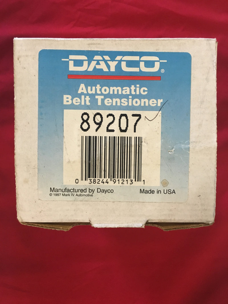 Dayco No Slack Automatic Belt Tensioner Model 89207 - Auto Accessories - Metal Logics, Inc. - 1