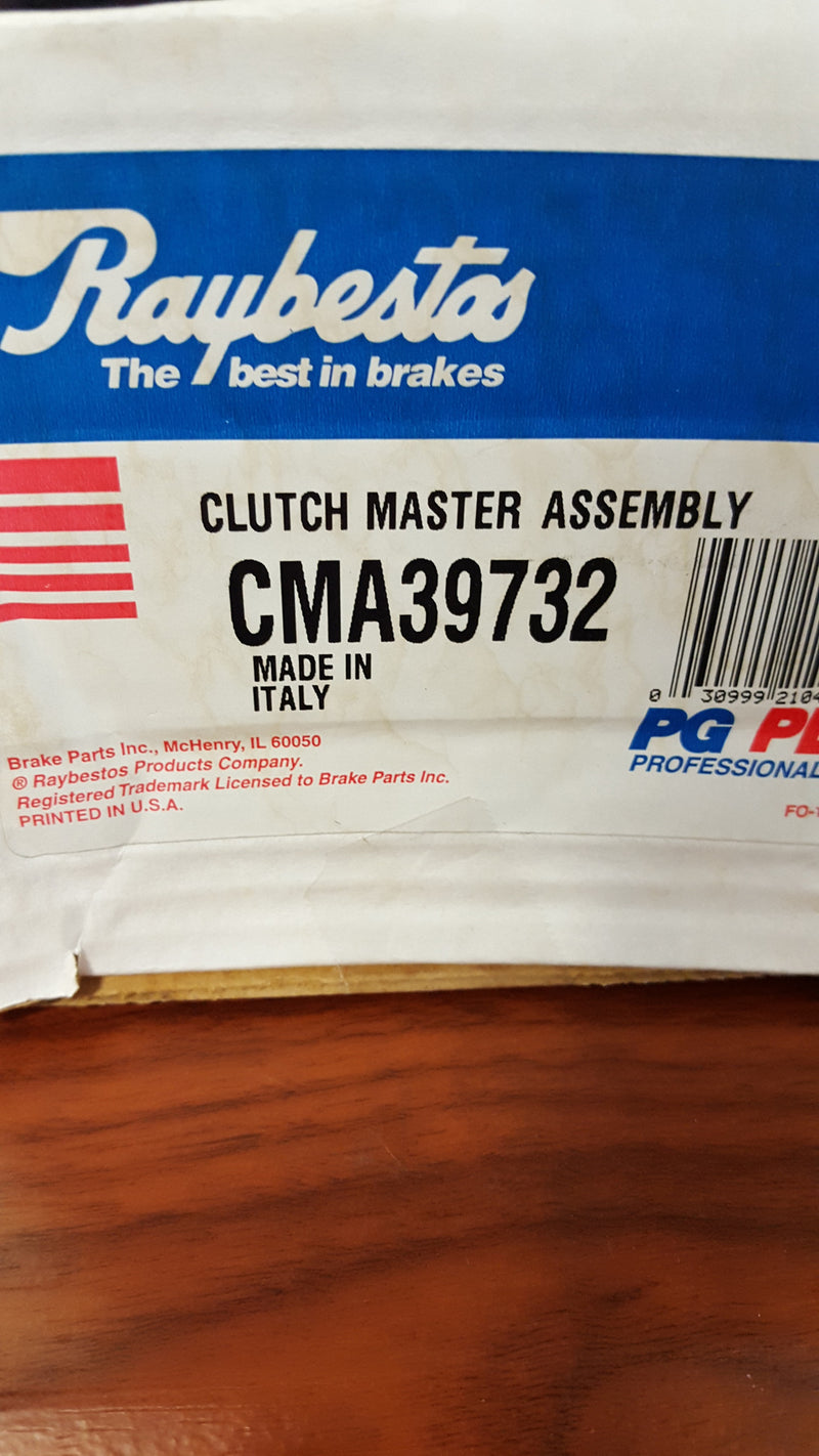 Raybestos Clutch Master Assembly CMA39732