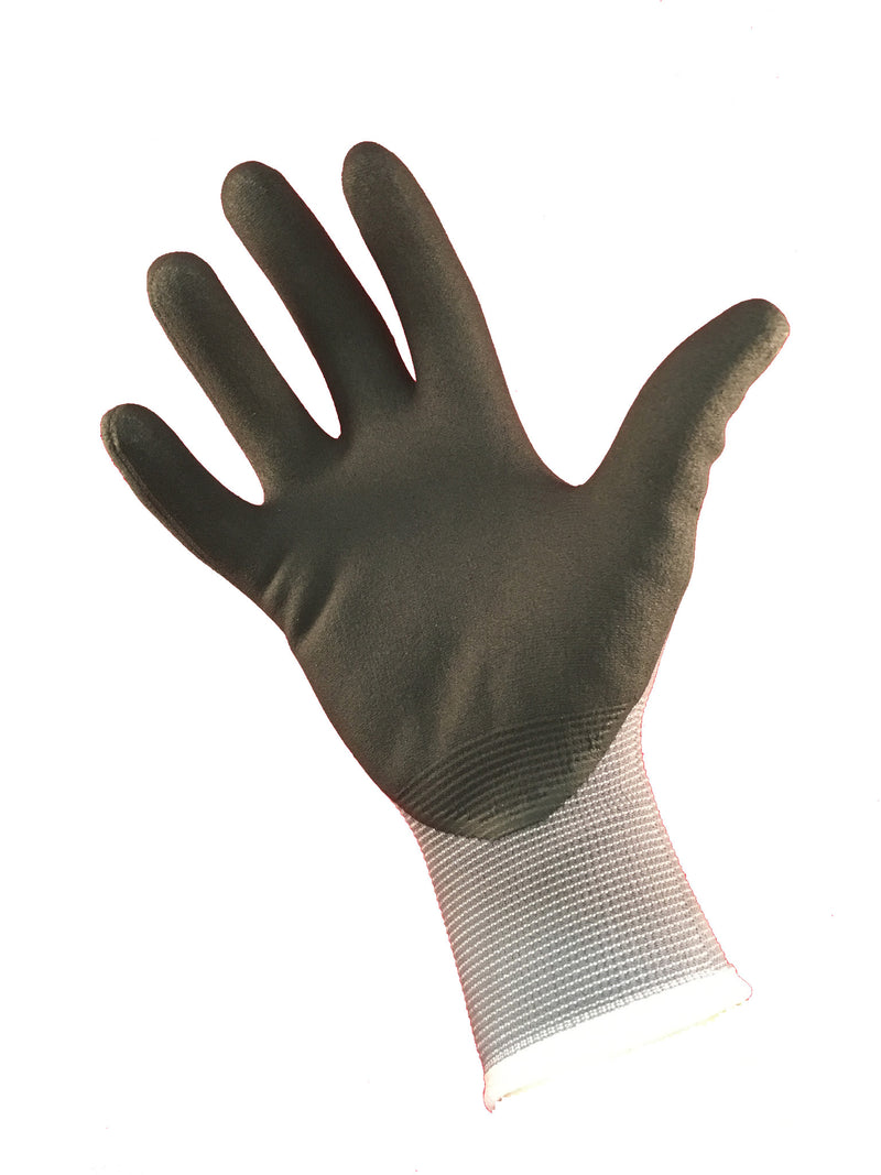 MaxiFlex Ultimate Nylon Nitrile Grip Gloves Size Small - 12 Pair Per Pack - Gloves - Metal Logics, Inc. - 2