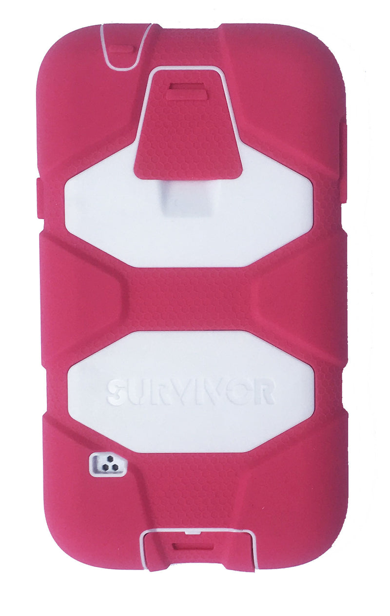 Griffin Survivor All-Terrain fits Samsung Galaxy S6 - Pink