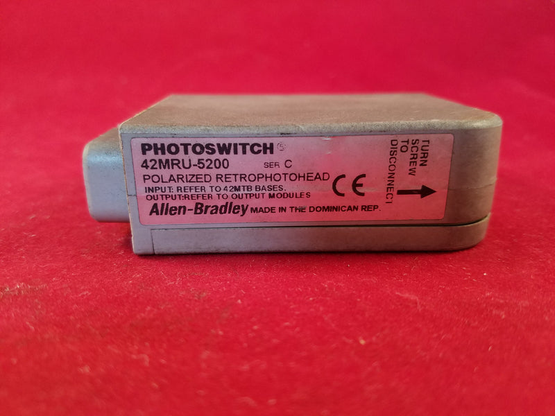 Allen-Bradley 42MRU-5200 Photoswitch Series C - Sensors And Switches - Metal Logics, Inc. - 2