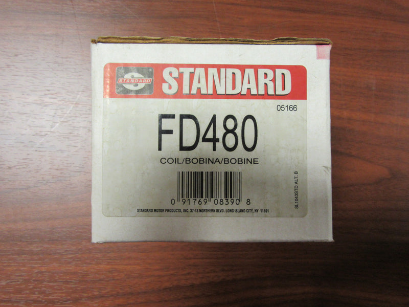 Standard Motor Products Ignition Coil FD480 - Auto Accessories - Metal Logics, Inc. - 2