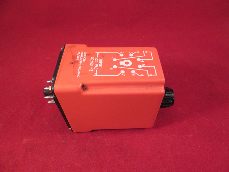 National Controls Corporation Solid State Timer T1K-60-461 - Electronics - Metal Logics, Inc. - 2