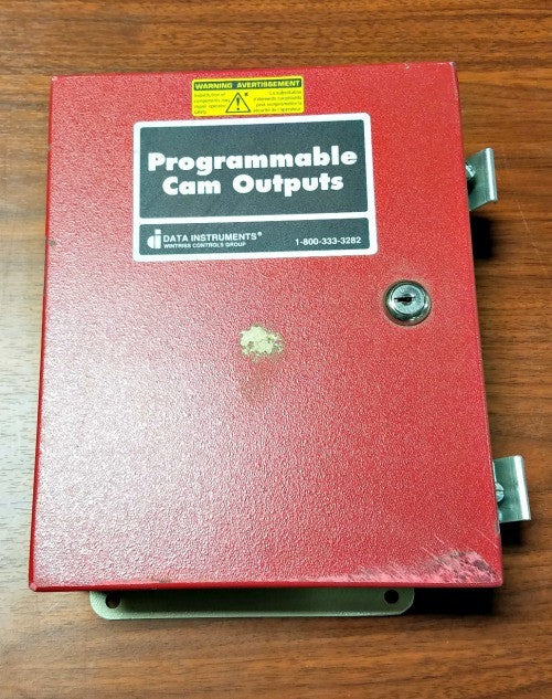 Data Instruments Honeywell Programmable Cam Outputs 4245302
