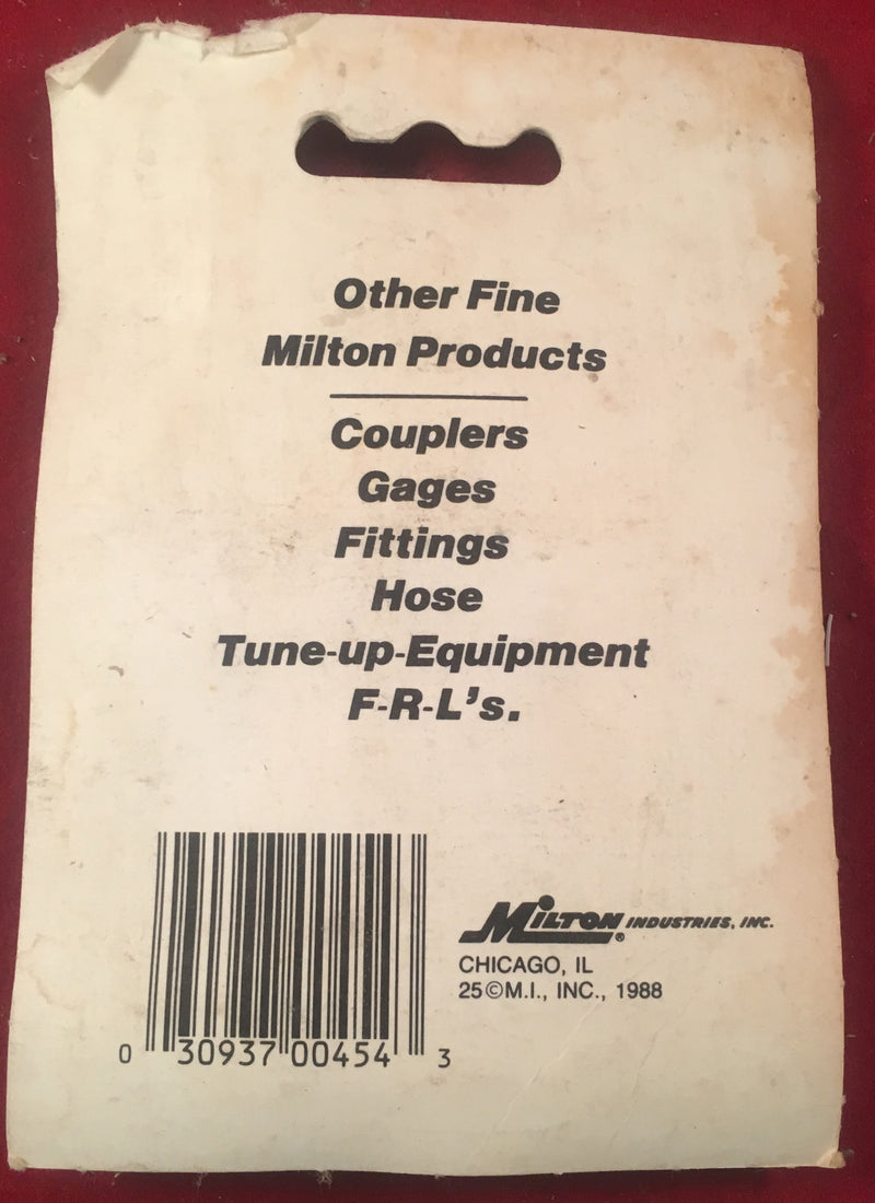 Milton Valve Extension S454 - Auto Accessories - Metal Logics, Inc. - 2