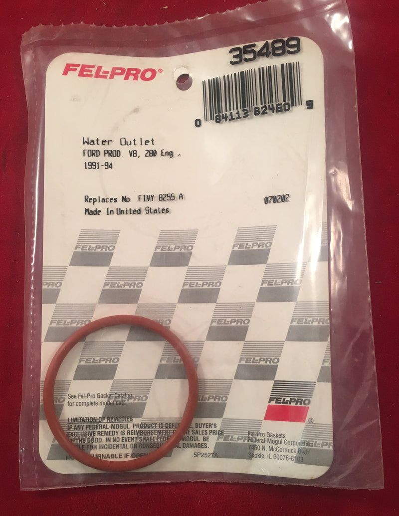 Fel-Pro Water Outlet Ring 35489