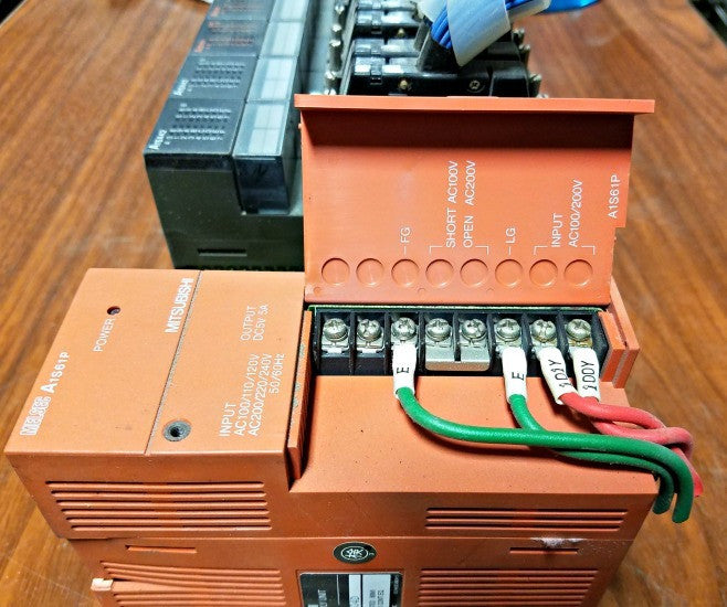 Mitsubishi Melsec Power Supply A1S61P with Output Unit A1SY41 - Electrical Equipment - Metal Logics, Inc. - 3