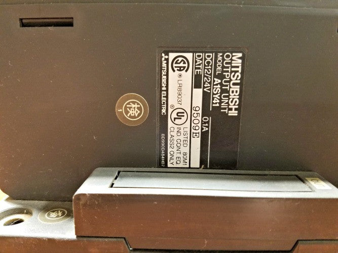 Mitsubishi Melsec Power Supply A1S61P with Output Unit A1SY41 - Electrical Equipment - Metal Logics, Inc. - 9